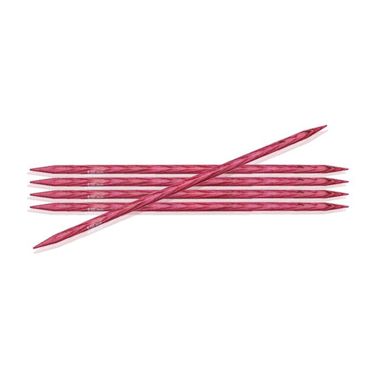 """Knitter/'s Pride  5/"""" Symfonie Dreamz Double Pointed Needles Set of 5 Size 0-11"""